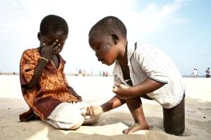 Nigerianske barn